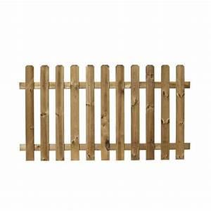 barriere bois au meilleur prix leroy merlin With leroy merlin terrasse et jardin 1 portillon bois anglaise naturel h 120 x l 100 cm leroy