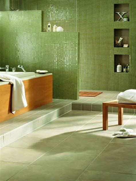 Green Bathroom Tile Ideas by 35 Avocado Green Bathroom Tile Ideas And Pictures