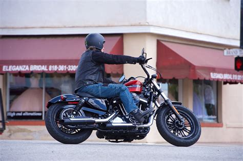 Harley Davidson Forty Eight Modification by 2018 Harley Davidson Forty Eight Special Review 11 Fast