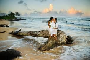 wedding in hawaii hawaii weddings free stockphoto