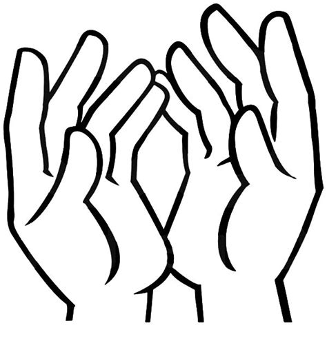 hands anatomy coloring pages  place  color