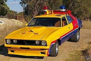 Mad Max Police Interceptor