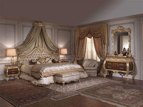 chambre en italien chambre à coucher classique dans le style xviiie siècle