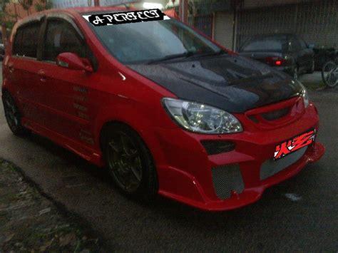 getz custom body kits hyundai johor bahru jb malaysia body
