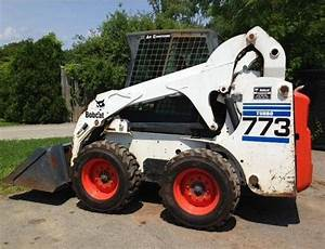 Bobcat 773 Skid Steer Loader Service Repair Manual