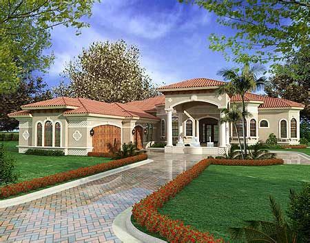 beautiful mediterranean house designs and floor plans best 25 one story houses ideas on