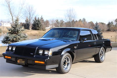 Buick Grand National 1987 by 1987 Buick Grand National Midwest Car Exchange