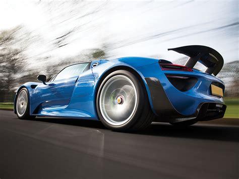 blue porsche spyder world 39 s only arrow blue porsche 918 spyder heads to