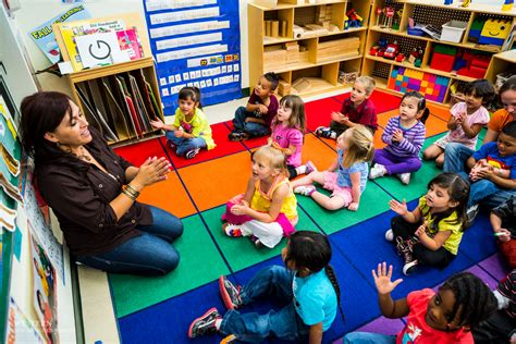 early childhood programs offers  pre  services