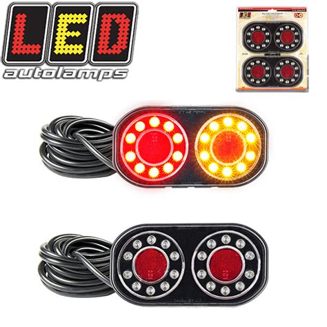 Led Submersible Trailer Lights by Led Submersible Trailer Lights Stop Indicators Ls