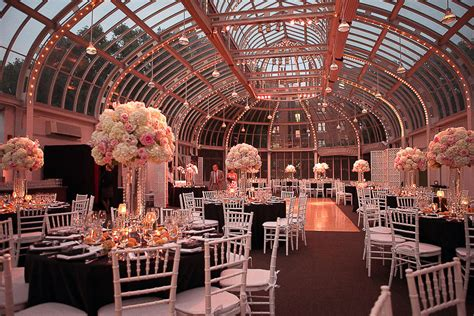botanical garden palm house wedding ritchie and