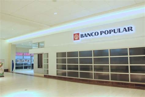 Banco Popular De Pr  Plaza Del Caribe