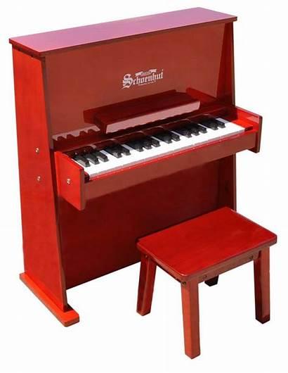 Piano Durable Mahogany Care Schoenhut