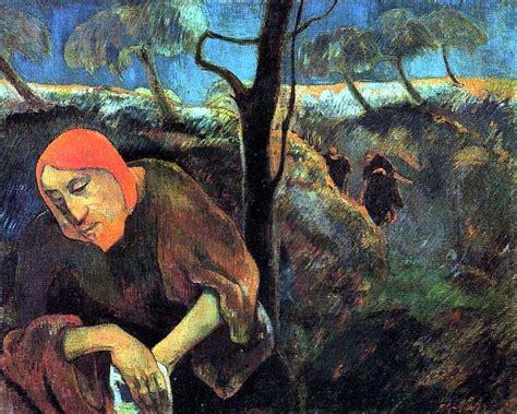 paul gauguin 1848 1903 le christ au jardin des oliviers