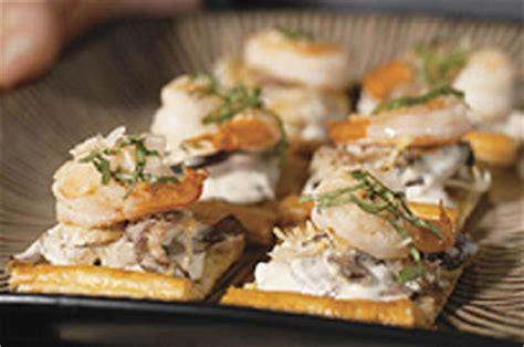shrimp canapes recipes medley shrimp canap 233 s kraft recipes