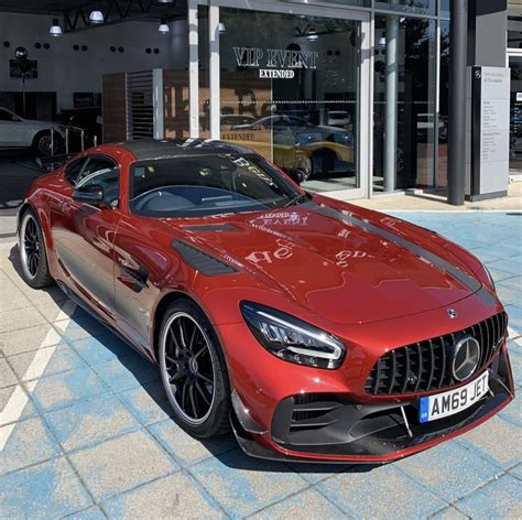 1,323 likes · 65 talking about this. Mercedes Benz AMG GTR Pro painted in Hyacinth Red w/ exposed carbon fiber & Satin Black accents ...