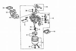 Honda Gx340 Parts