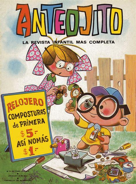 Anteojito: Feliz Dia Del Trabajo Con Revista Anteojito!!