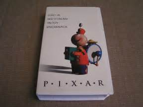1991 pixar animation vhs tape luxo jr reds dream tin