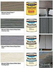 Pickled Oak Cabinets Refinish by Stain Minwax Gray Wood Stains Minwax Stains Decor