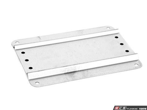 gmg motorsports 0002s aua8 2 no holes license plate bracket kit