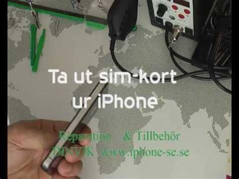 iphone repair ta ta ut ditt sim kort ur iphone 4 4s laga iphone iphone