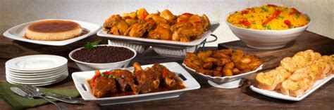 authentic cuban cuisine catering service by cubavana cuban restaurant in miami