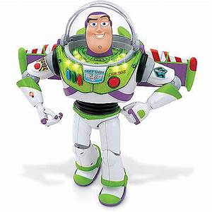 Disney Toy Story Power-Up Buzz Lightyear - Walmart com