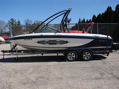 Used Warrior Boats For Sale In Wisconsin by 2008 Centurion Falcon Air Warrior For Sale In Oconomowoc