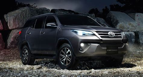 toyota fortuner  philippines price specs official