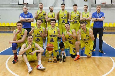 Par Ventspils pilsētas čempioniem basketbolā kļūst ...
