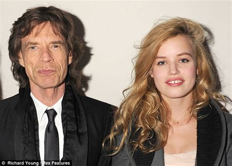georgia jagger  hellbent  ousting kate moss  britain