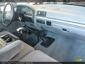 1995 F150 Xlt Regular Cab 4x4 5 Speed Manual Shifter Photo