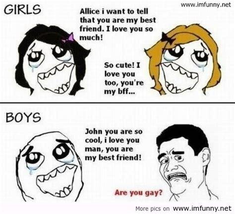 Cute Best Friend Memes - funny cartoons funny comics funny meme funny kids