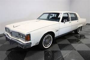 1984 Oldsmobile 98 Regency Brougham Sedan 307 V8 Classic