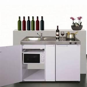 Miniküche Mit Kühlschrank Und Herd : minik che 120 cm breit mit apothekerauzug k hlschrank a und mikrowelle ~ Indierocktalk.com Haus und Dekorationen