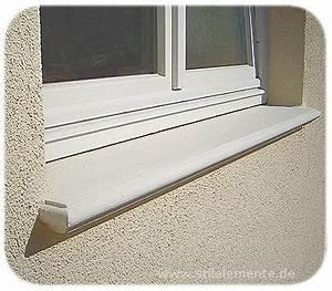 Fensterbank Außen Beton : edle au enfensterbank aus betonwerkstein architekturelemente ~ A.2002-acura-tl-radio.info Haus und Dekorationen