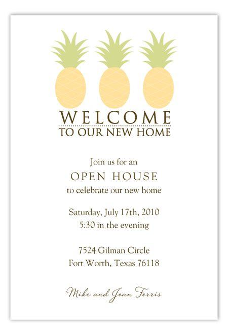home invitation polka dot invitations
