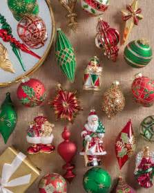 christmas ornament sets cheer bauble set balsam hill