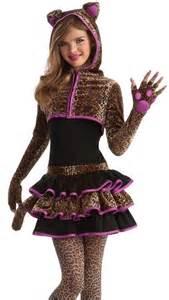 tween cat costume leopard cat tween costume