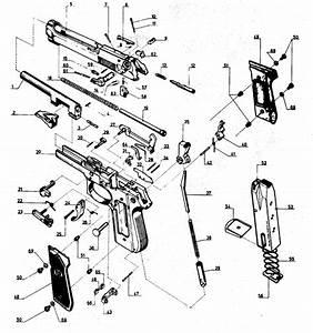 Handgun Components