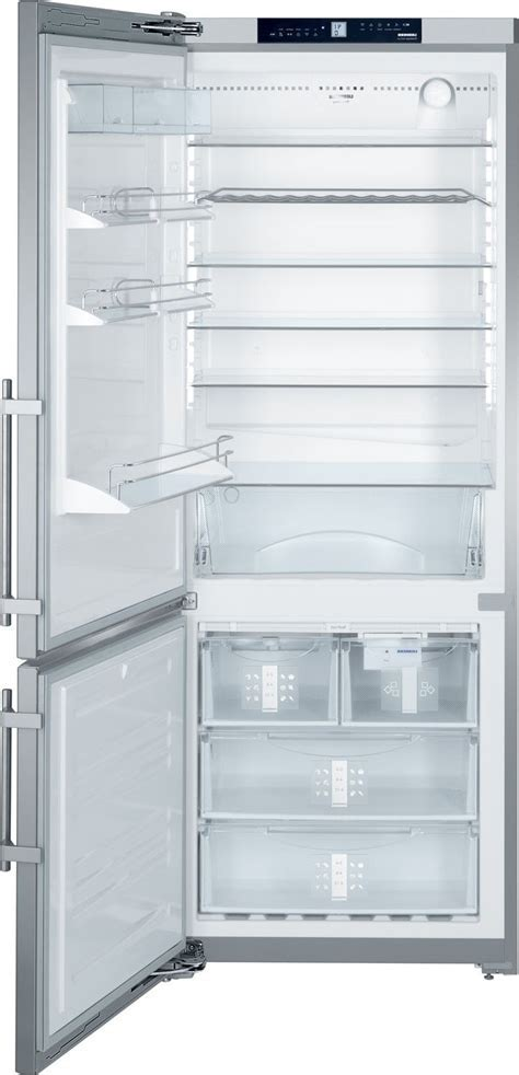 "Liebherr CS1660L 30"" 15.4 cu. ft. Bottom Freezer"