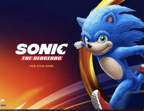 Sonic The Hedgehog Movie Design Leaked Original Creator