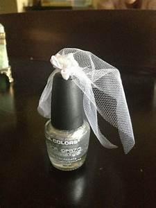 mini bride nail polish articles easy weddings With wedding dress nail polish