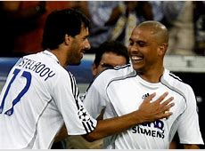 Ruud van Nistelrooy names Brazil legend Ronaldo as the