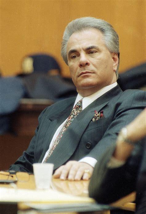 john gotti  gambino crime boss  convicted