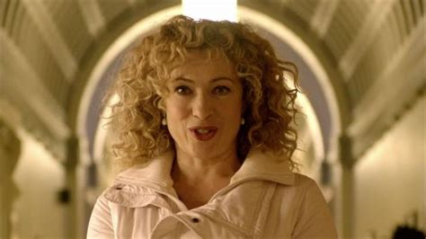 River Song is back in Doctor Who! BreakingNewsie