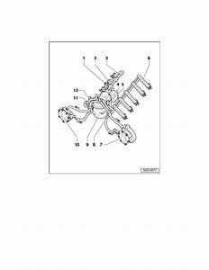 Volkswagen Workshop Manuals  U0026gt  Touareg V10