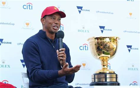 Tiger Woods uses one of four captain's picks on himself ...