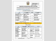 2018 Draft School Calendar for Public Schools Nafactscom